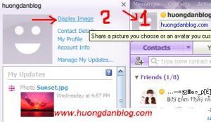 Hướng dẫn tạo avatar (hình đại diện) cho nick chat yahoo ~ vn222.com
